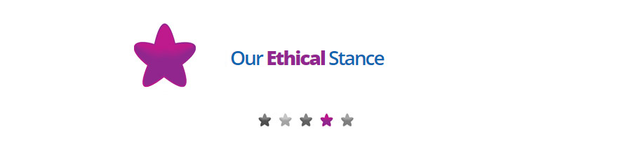 Our Ethical Stance