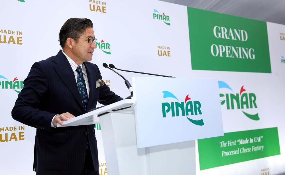 Yaşar Topluluğu'ndan Birleşik Arap Emirlikleri'ne  30 Milyon USD'lik Peynir Fabrikası Yatırımı…