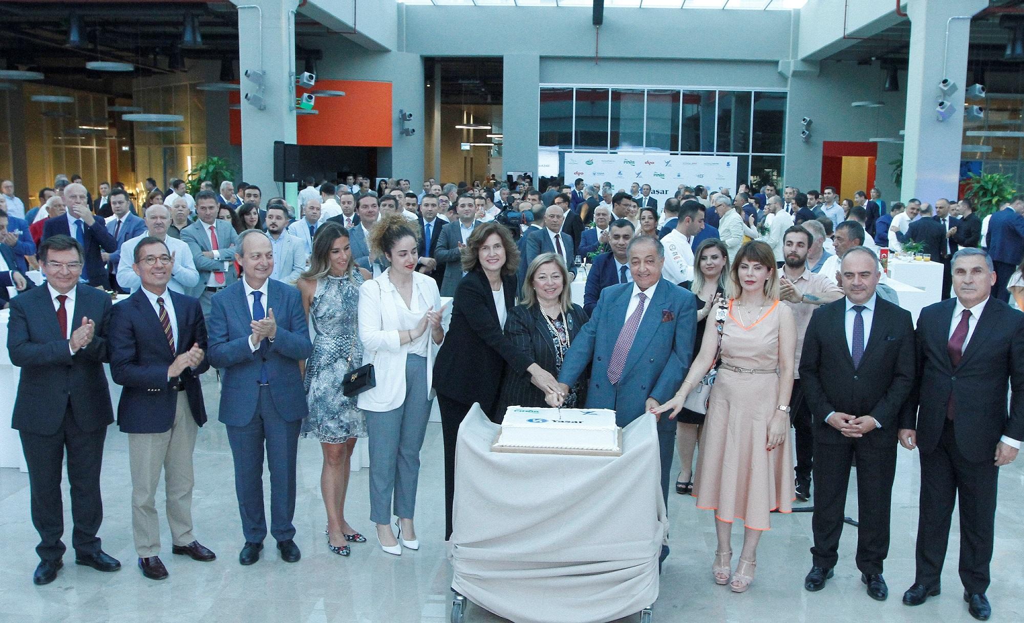 Yaşar'dan 25 milyon Euro'luk yatırım!